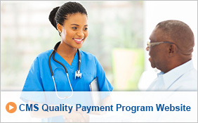CMS Quality Payment Program website