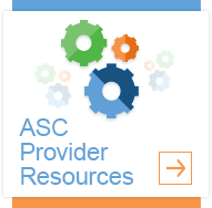 ASC Provider Resources