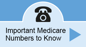 Important Medicare Numbers to Know.